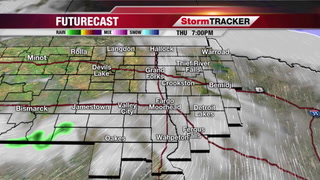 Thanksgiving Day Forecast: Windy Tomorrow