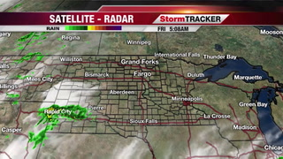 StormTRACKER Weather Webcast Friday Midday