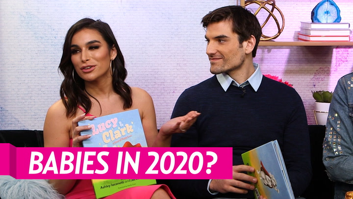 Ashley Iaconetti and Jared Haibon Are Getting Pressured to Have Kids: 'Grandmas Ask the Most'