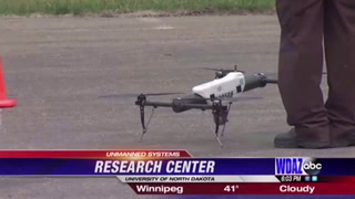 UND looking for new unmanned systems leader