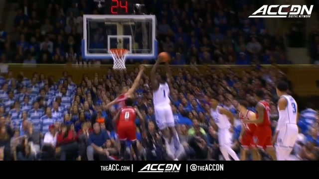 NC State vs. Duke Basketball Highlights (2018-19)