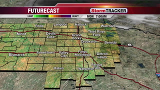 StormTRACKER Sunday Night Update