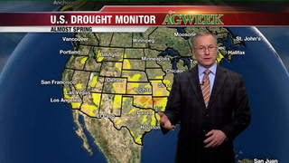 AgweekTV: Agri-weather outlook with John Wheeler