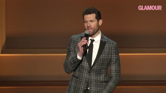Billy Eichner Opens Up The 2017 Glamour WOTY Awards