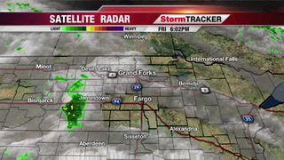 StormTRACKER Weather Webcast Friday Evening