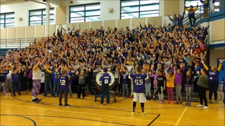 SKOL Chant from Montevideo Middle School