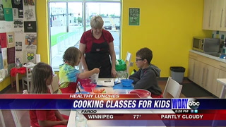 Prairie Roots Food Co-op teaches kids how to cook healthy meals