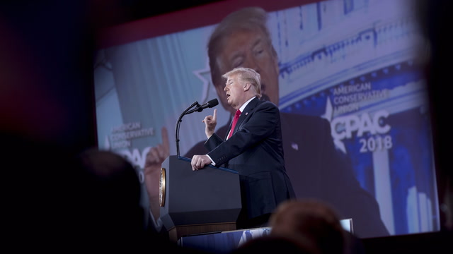 Trump's full CPAC 2018 remarks
