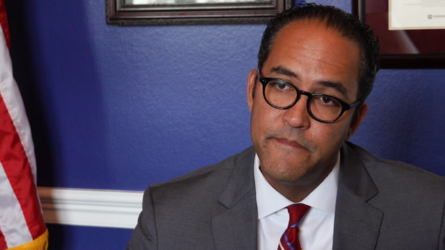'You don't have to die or be defeated': Will Hurd elaborates on his surprise exit from Congress