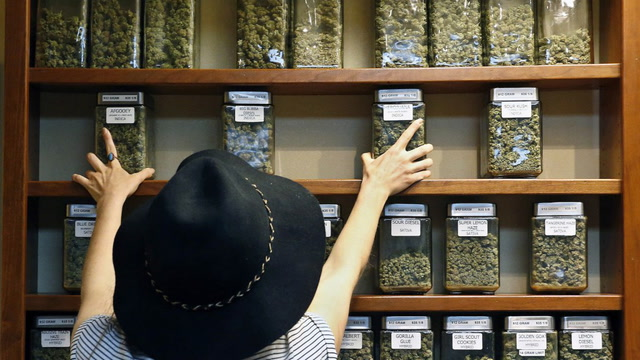 What the research says about the health benefits and risks of marijuana