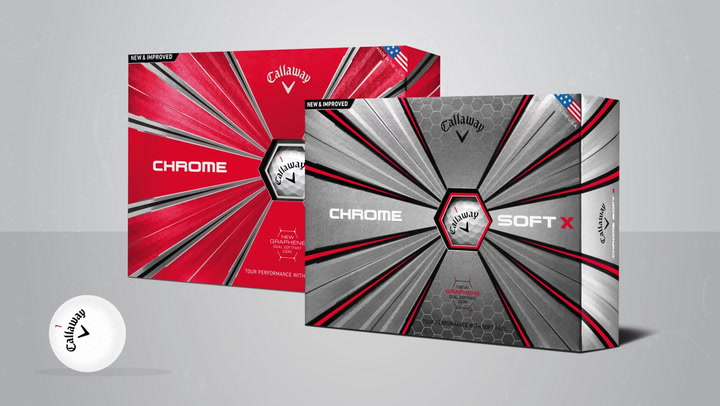 Callaway Chrome Softs Special Ingredient - Graphene