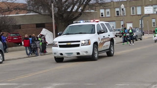 Luverne St. Patrick's Day Parade