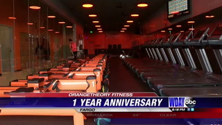 Orangetheory celebrates one year anniversary