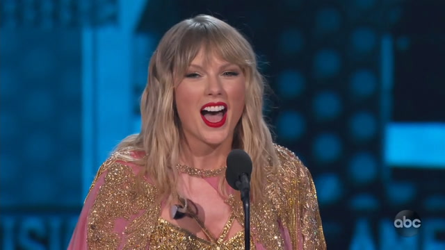 Highlights from the 2019 American Music Awards