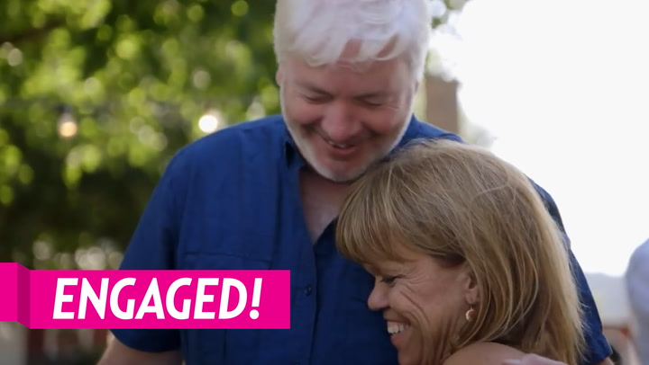 'Little People, Big World' Star Amy Roloff Is Engaged to Chris Marek: 'I'm So Surprised'