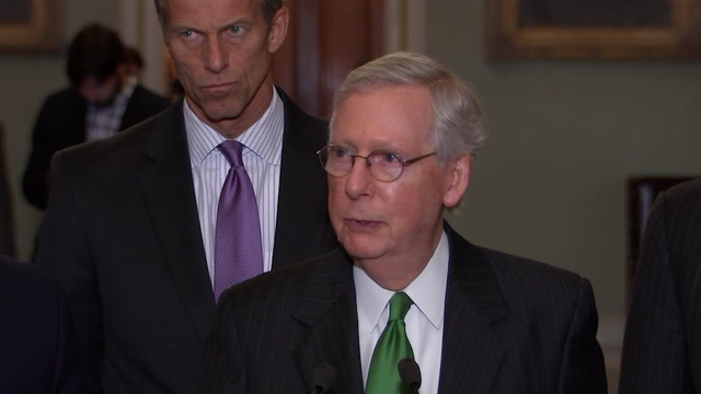 McConnell: 'Our goal is to nominate people who can actually win' in 2018