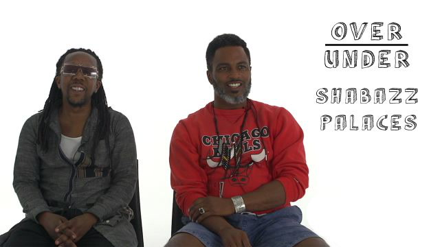 Shabazz Palaces Rate Burning Man, Parachute Pants, and Fortune Cookies