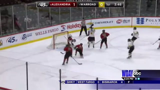 Warroad skates by Alexandria in state semifinals
