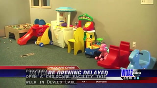 DL childcare shortage continues as opening of new daycare delayed