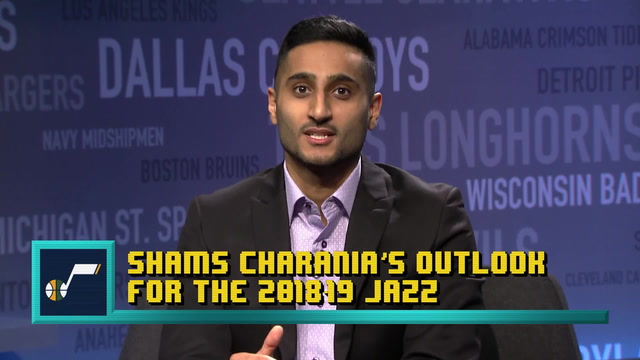 Shams Charania's NBA Previews: Utah Jazz