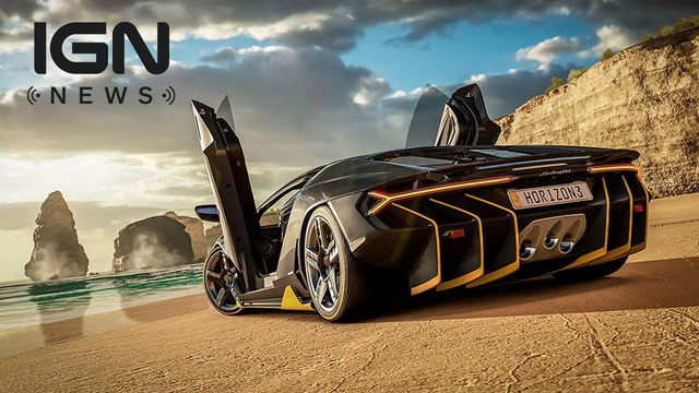 Forza Horizon Dev's Secret New Game Is an