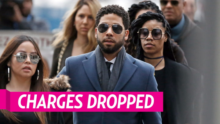Jussie Smollett Speaks Out After Criminal Charges Are Dropped Against Him: 'I Have Been Truthful'
