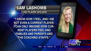Former UND women's hockey players speak out after team is cut