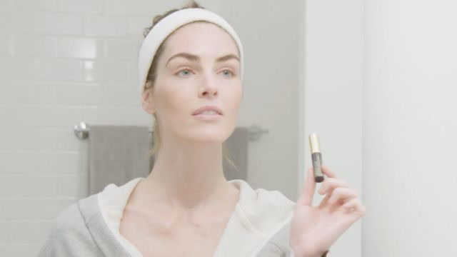 Supermodel Hilary Rhoda Has a Glorious Morning Routine