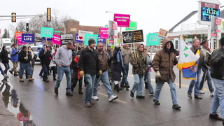 March for Life in Brainerd