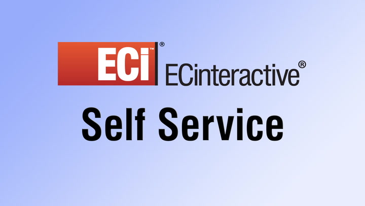 Self Service | ECinteractive Web Store Video Samples