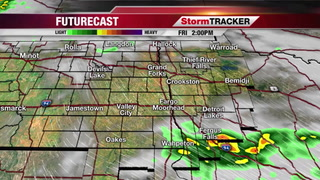 Strong/Severe Storms Later Today