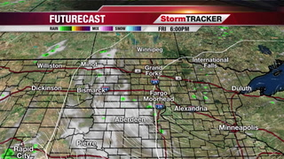 A Look at the Weekend Forecast