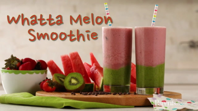 Whatta Melon Smoothie