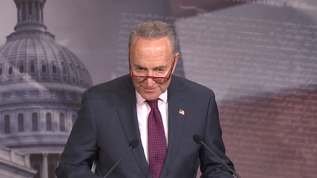 Schumer says inspector general report 'puts conspiracy theories to rest'