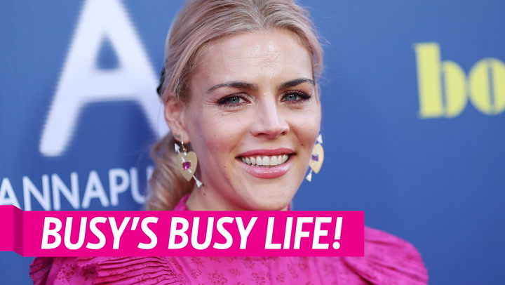 Busy Philipps 'Wouldn't Be Surprised' If Her Daughters Became Actresses