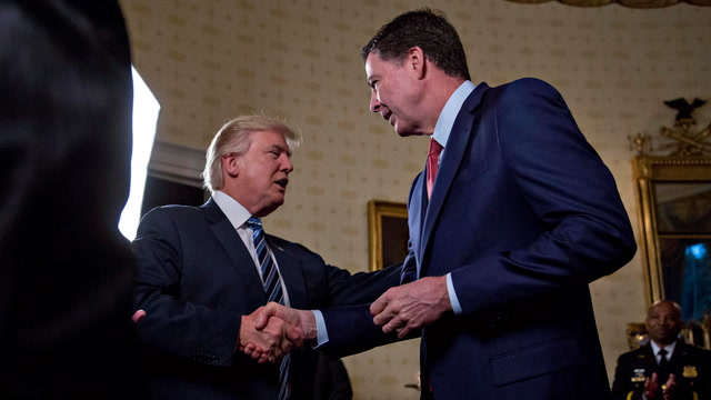 5 takeaways from James Comey's new book