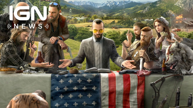 Far Cry 5 Has Cosmetic-Only Microtransactions - IGN News