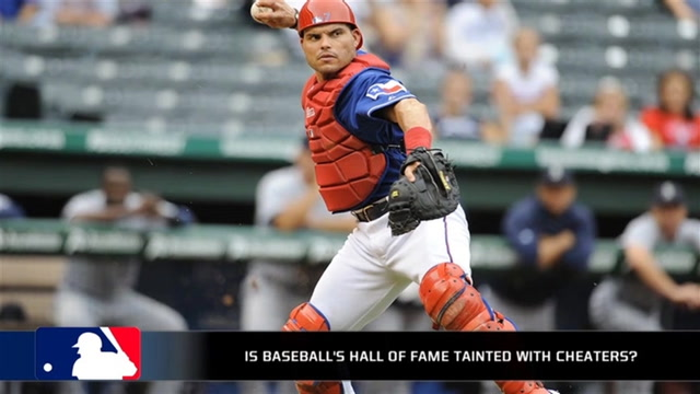 Is baseball's Hall of Fame tainted with cheaters?