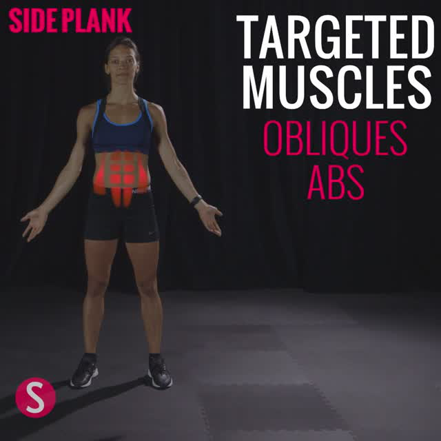 Moves and Muscles: Side Plank
