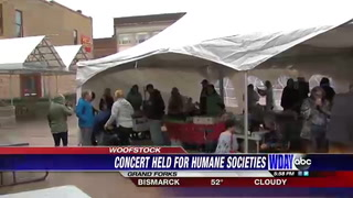 Woofstock event in Grand Forks held to raise money for humane societies