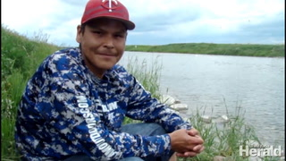 Fishing trip to Red Lake Indian Reservation offers mixed bag of fish from shore on the Red Lake River