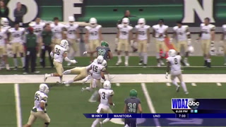 UND knocks off Cal Poly