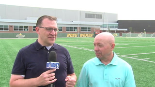 Bison Video Blog: 2018 Fall Camp Practice #13 Update