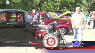 Grand Forks History Rocks car show, special addition: a doodlebug