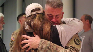 312th Engineer Company returns home from Kuwait