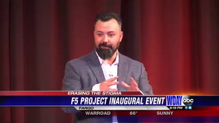 F5 project combats stigma associated with addiction, mental illness