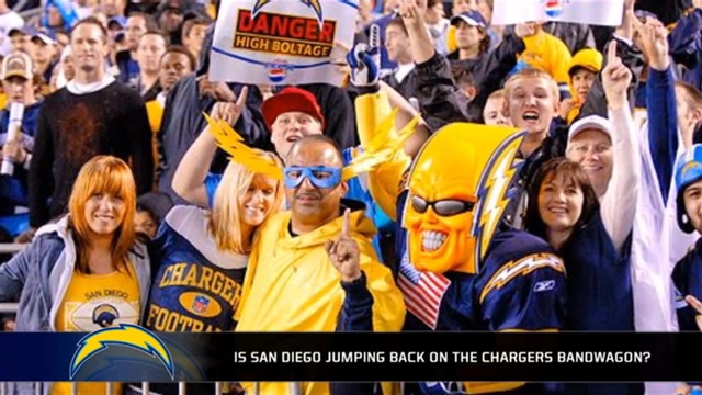 Is love for the players bringing San Diegans back as Charger fans?