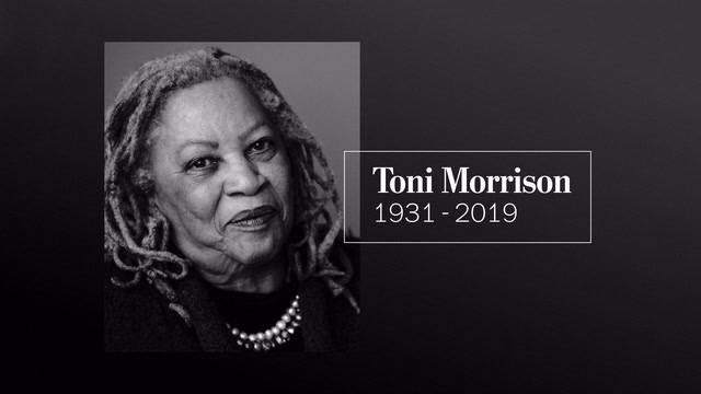 The life and legacy of Toni Morrison