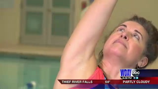 Family Wellness offering indoor float yoga classes