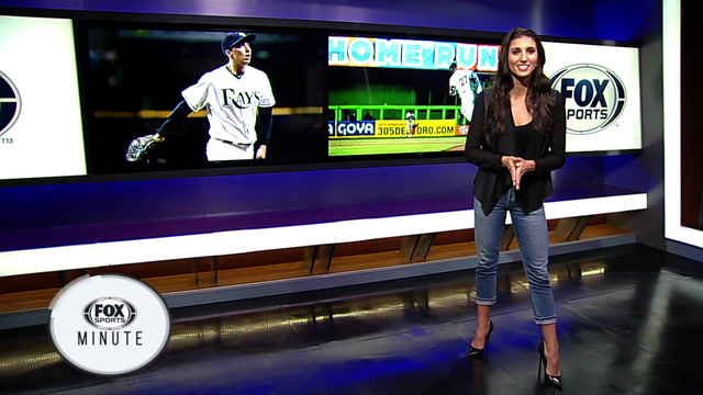Florida Midday Minute: Stanton's surge continues; Rays try to get on track